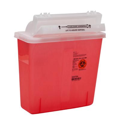 Pristine Sharps Container - 5 Quart